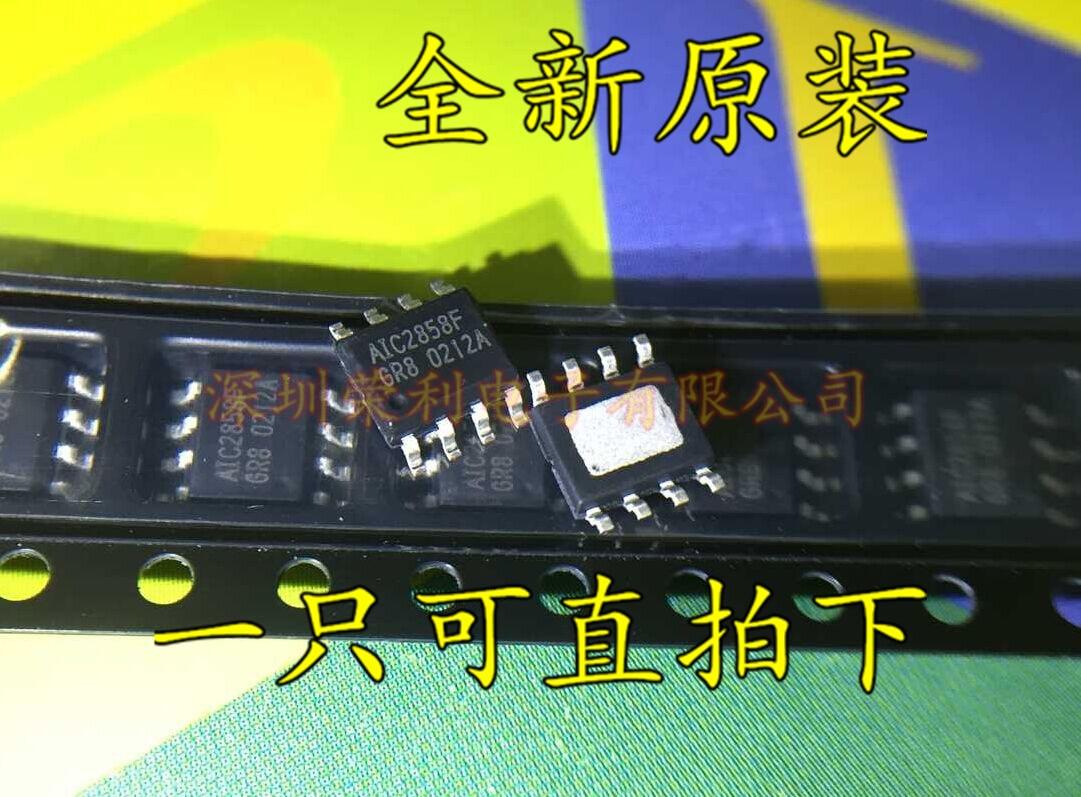 10 piezas nuevo AIC2858FGR8TR AIC2858F A1C2858F SOP8 en stock
