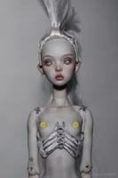 bjd sd doll 14 little_owl a birthday present high quality articulated puppet toys gift dolly model nude collection