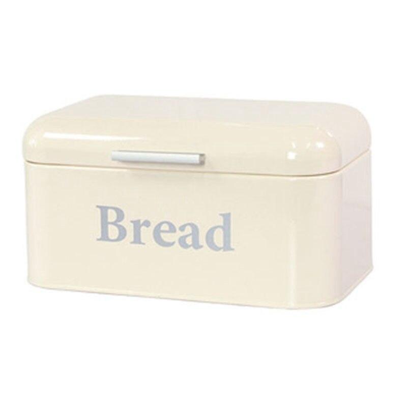 LBER-صندوق خبز عتيق ، صندوق للوجبات الخفيفة ، حديد ، تشطيب مكتبي ، مقاوم للغبار ، صندوق تخزين ، حافظة طعام ، رف مطبخ
