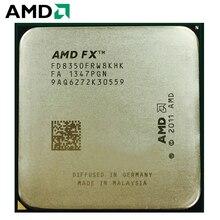 Processeur dunité centrale AMD FX-Series FX-8350 FX 8350 4GHz 8 mo 125W FD8350FRW8KHK Socket AM3 +