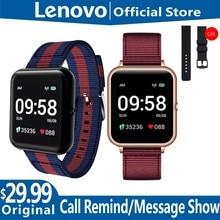 """Lenovo S2 Смарт часы 1,4 """"240x240 фитнес трекер калорий Шагомер сна, с экраном сердцебиения, умные часы, для мужчин и женщин подарок ремешок"""