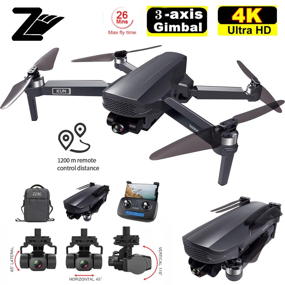 أحدث طائرة بدون طيار SG908 2021 مزودة بكاميرا 4K احترافية 5G GPS WIFI FPV محرك بدون فرش RC Quadcopter PKSG907