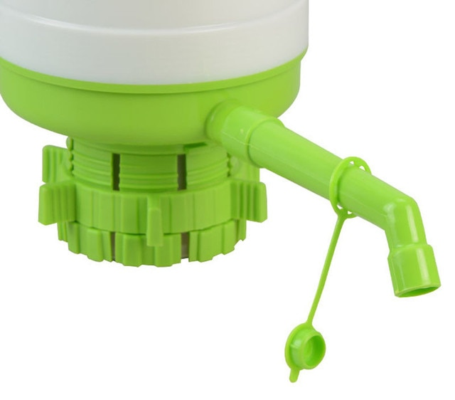 5 Gallon Bottled Drinking Water Hand Press Manual Dispenser 10