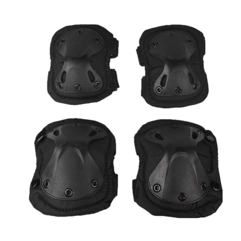 Rodilleras protectoras conjunto de coderas adultos rodilleras y coderas con muñequeras conjunto de equipo de protección resistencia al impacto para ti Ou