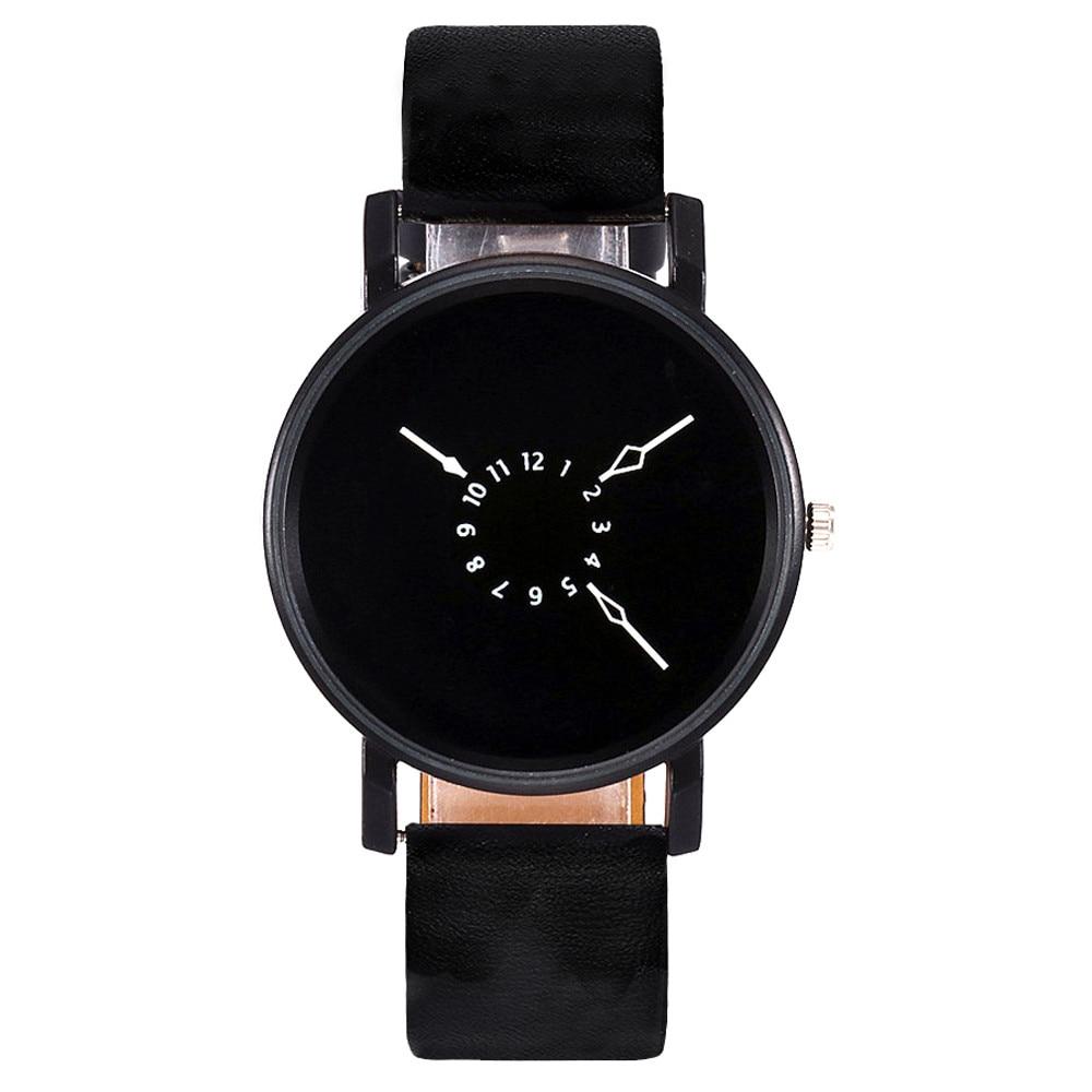 Vansvar Women's Casual Quartz Leather Band Newv Strap Watch Analog Wrist Watch Women Clock 2021 Vans