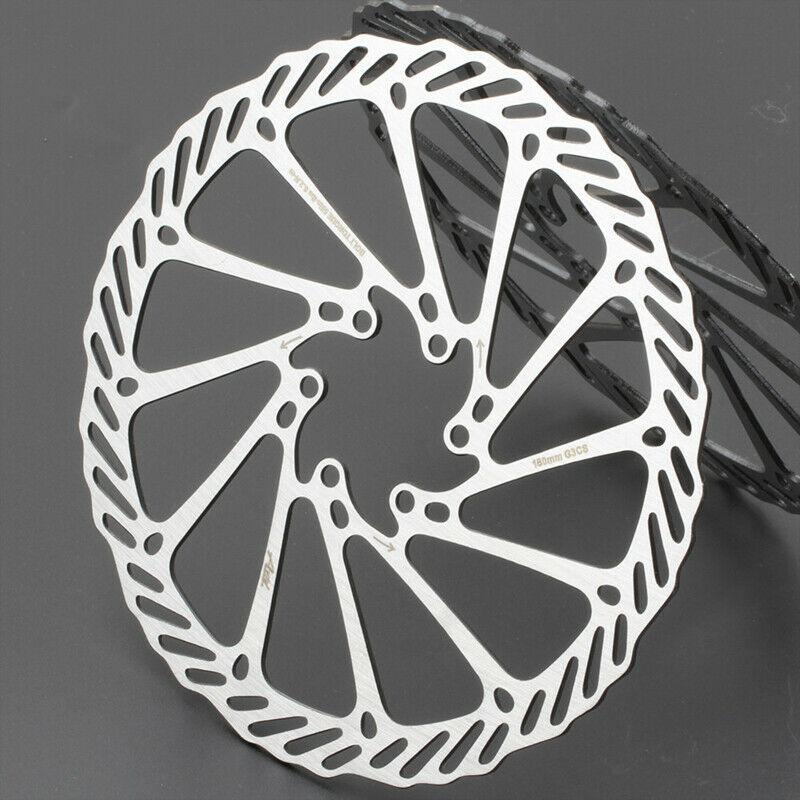 G3 MTB freno de disco de bicicleta rotor Acero inoxidable 6 pernos frenos disco 160MM 180MM 203MM bicicleta de carretera disco-freno para Shimano Sram parte