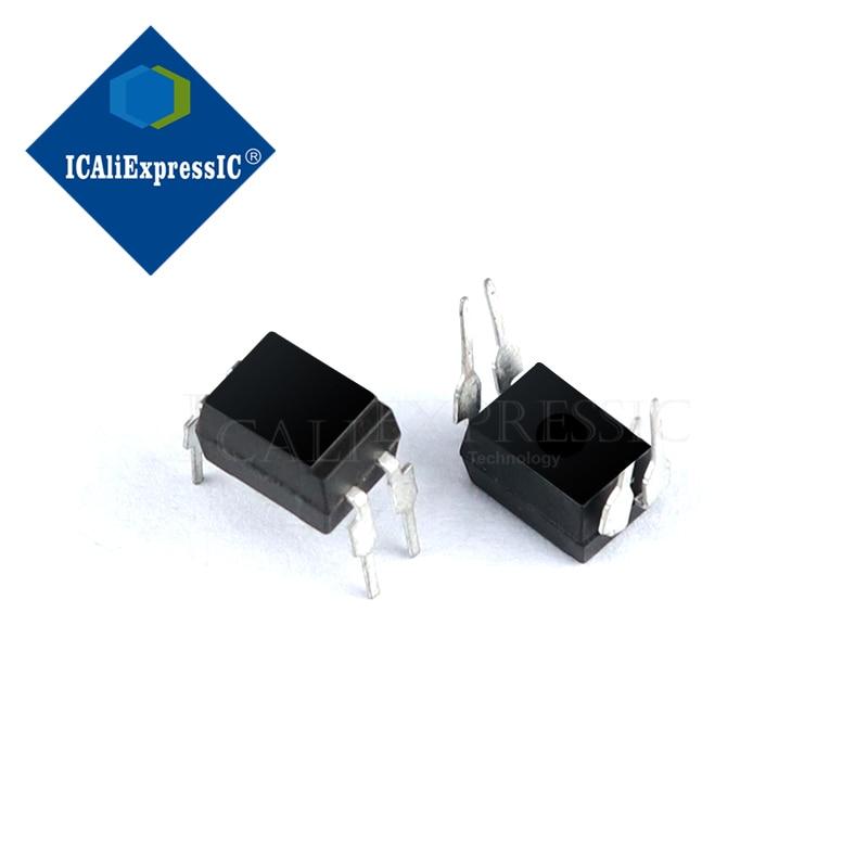 50 PIÈCES EL817C EL817-C DIP4 DIP PC817C 817C EL817 817 Haute qualité En Stock