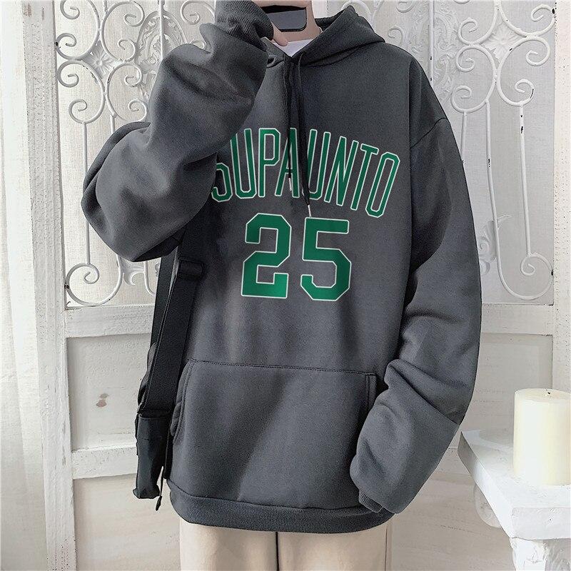 Новый бренд, мужская спортивная одежда, модный бренд, с буквенным принтом, мужские толстовки, пуловер, хип-хоп, мужской спортивный костюм, то...