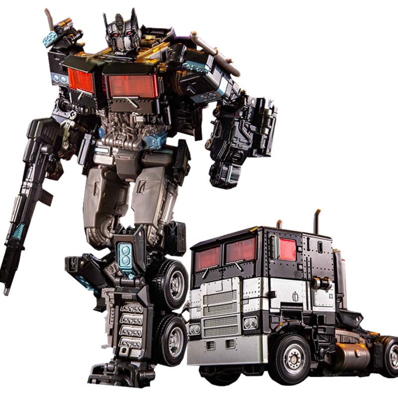BMB AOYI SS38 New COOL 18cm Transformation movie Toys KO Robot Car anime model Action Figure kids boy toys Gift H6001-4B