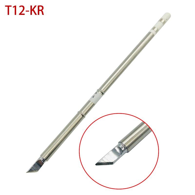 T12-KR электронные инструменты, наконечники паяльника 220 в 70 Вт для паяльника T12 FX951, ручная паяльная станция, сварочные инструменты