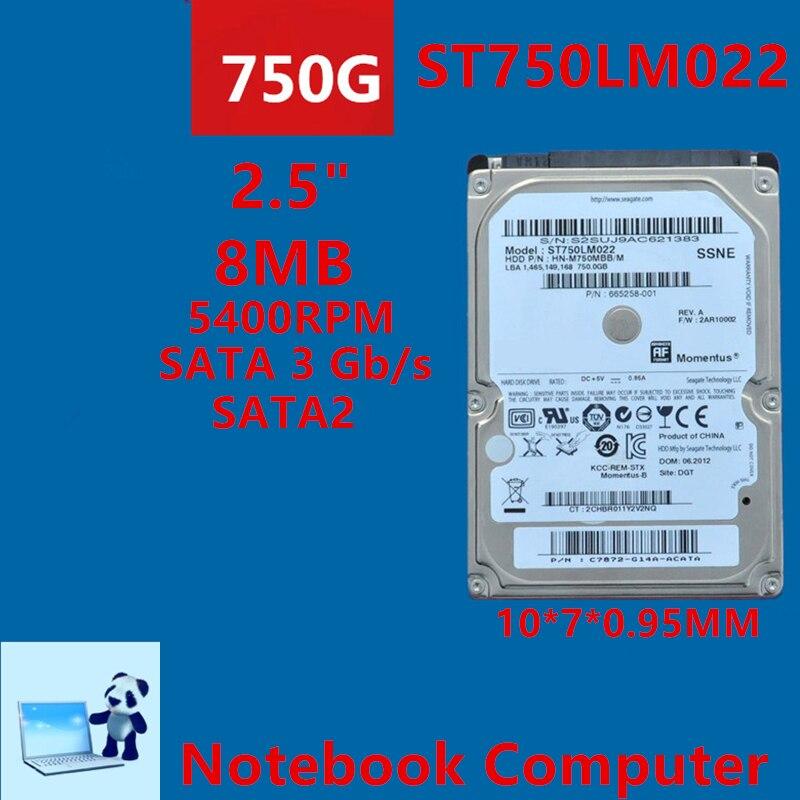 جديد الأصلي HDD لسامسونج ماركة 750G 2.5