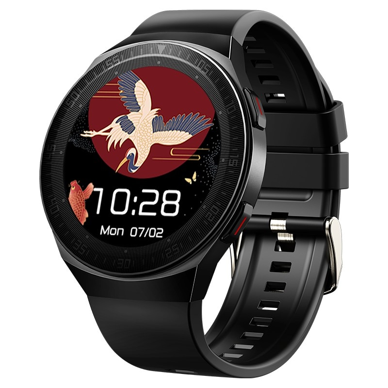 2021 new Smart watch men waterproof music Bluetooth call woman sports watches HD big Speaker Smartwatch for apple samsung honor