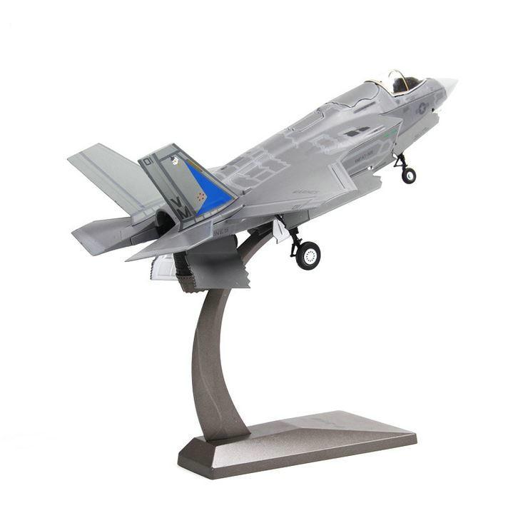 Metal 1 72F35 modelo de avión modelo de Five-generation Five-modelo de caza ornamentsalvation modelo regalo