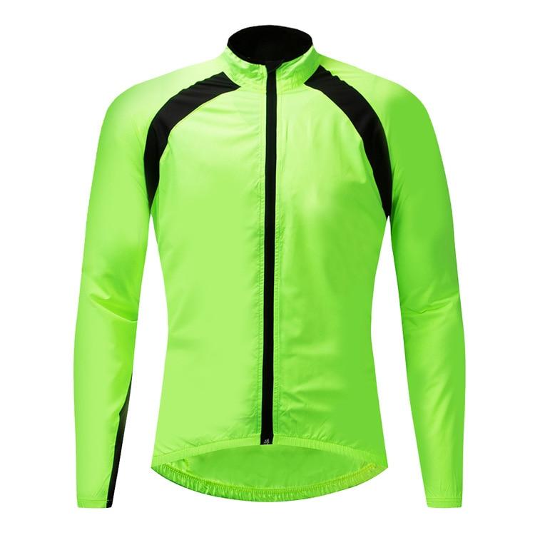 WOSAWE Motorcycle Jackets Bike Bicycle Cycling Cycle Water Repellent Rain Coat Raincoat Wind Coat Windcoat Jersey High Quality enlarge