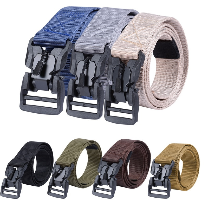 excellent elite spanker outdoor tactical molle nylon patrol waist belts army military accessories jungle hunting combat men belt New Military Equipment Combat Tactical Belts For Men 2021 Army Training Nylon Adjustable Waist Belt Outdoor Hunting Waistband