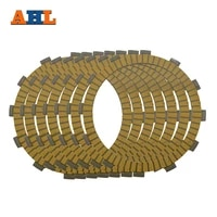 ahl motorcycle clutch friction plates set for kawasaki zzr400 zrx400 kle 400 500 lining cp 0009 1989 2003