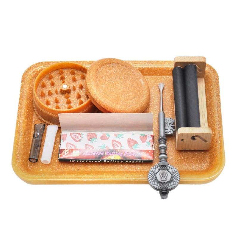 Bandeja de almacenamiento de plástico, plato de papel rodante para malas hierbas, aperitivos y frutas, bandeja de fruta con puntos, bandeja para artículos pequeños, suministros de almacenamiento