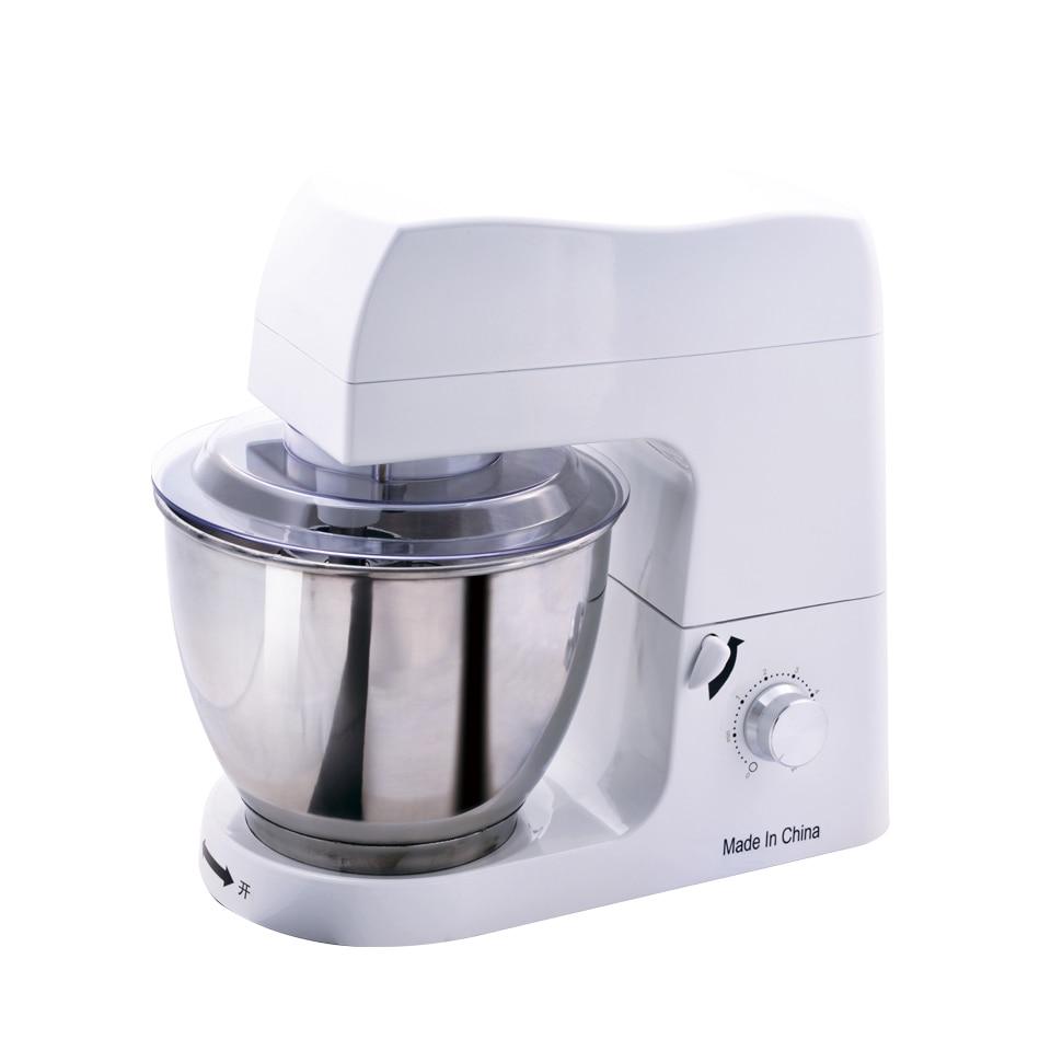Batidor eléctrico de huevos y máquina mezcladora de pie ZICA 7L, máquina mezcladora de cocina, máquina batidora para tartas