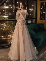 sexy spaghetti straps sparkle prom dresses long 2020 v neck a line floor length sequined women formal gowns for evening party