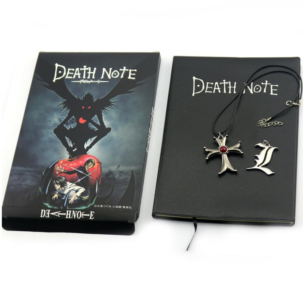 2019 Nuova Collezione Death Note Planner Notebook Scuola Grande Anime Tema di Scrittura Ufficiale Notebook Ryuk Cosplay