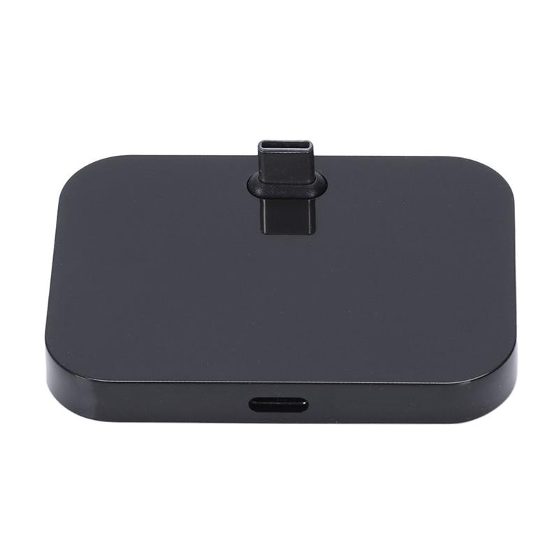 Mobile Phone Desktop Type-C Charger Stand Holder Cellphone Usb-C Charging Docking Station