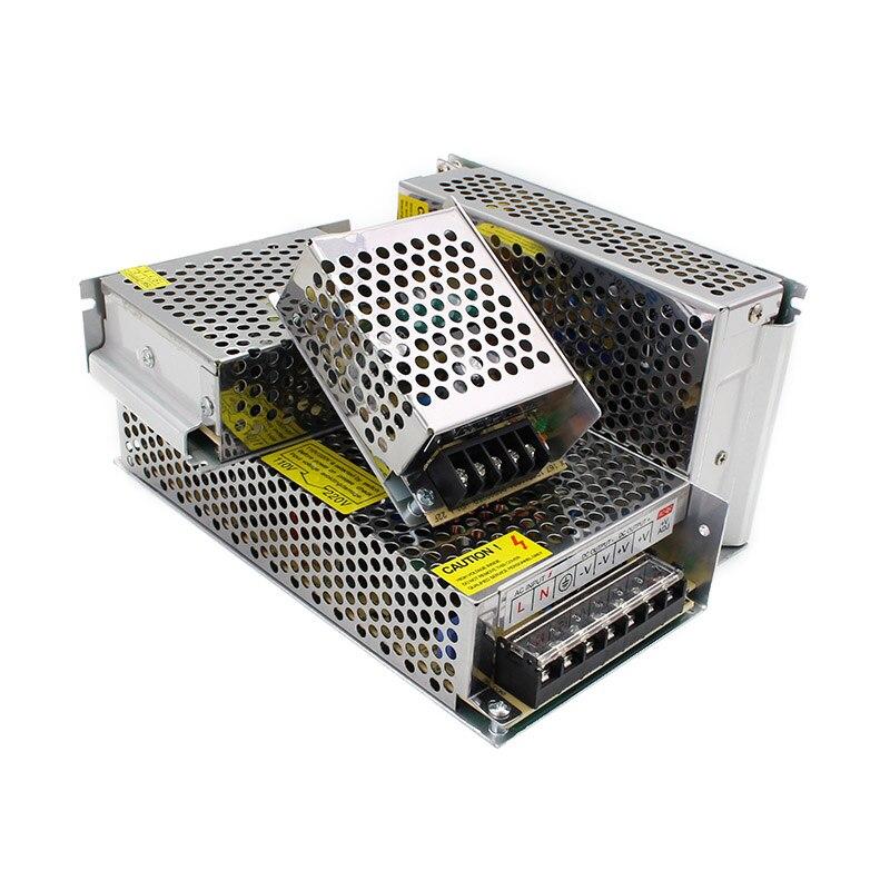 Transformador de fuente de alimentación Universal, fuente de alimentación de 3V 5V 9V 12V, transformador de controlador de LED de 220V a 3V 5V 9V 12V para lámpara de tira Led CCTV
