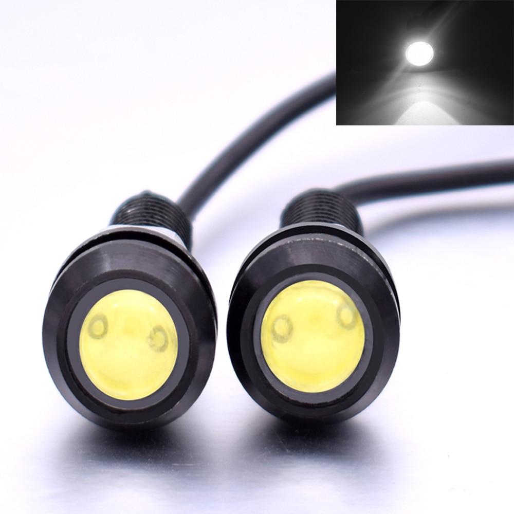 Para suzuki sfv650 tl1000 tl1000s tl 1000 gs1000 eagle eye led carro parafuso de luz luzes diurnas drl estacionamento lâmpada sinal