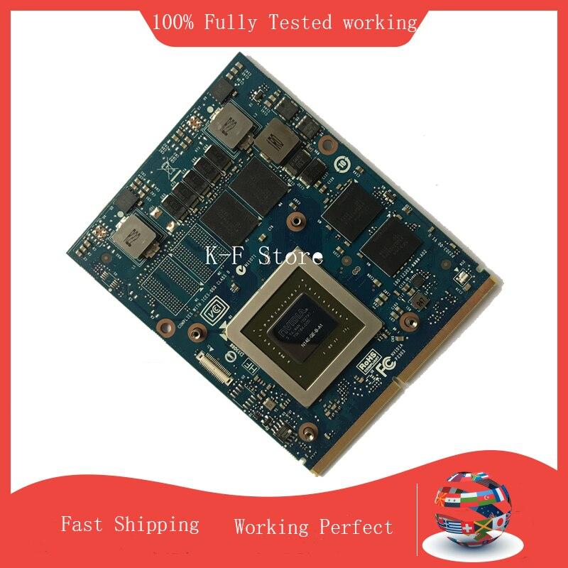 GTX765M GTX 765M Video Vga Graphic Card DDR5 2GB MXM for laptop IMAC A1311 A1312 Dell Alienware M17X M18X