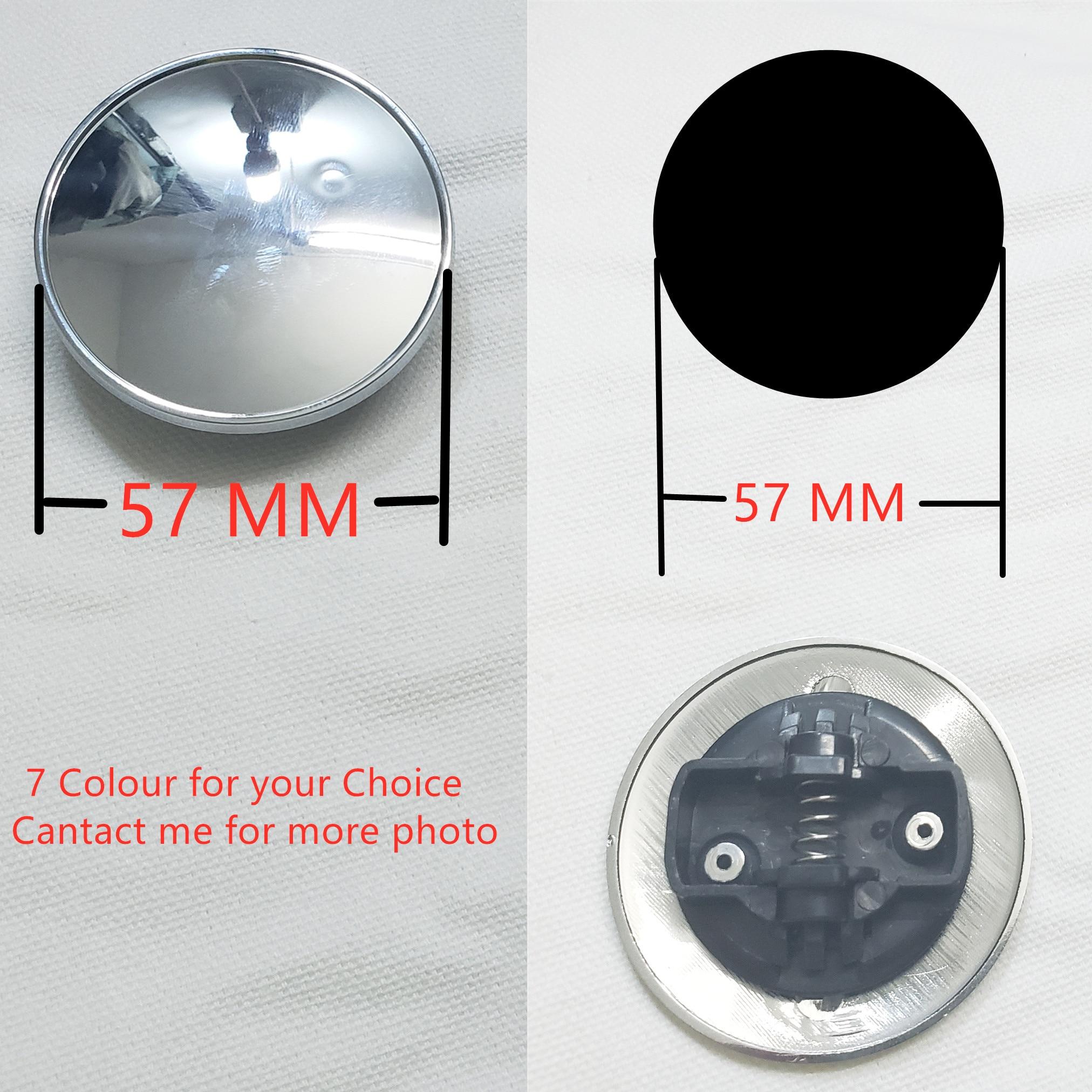 Multiple Styles Black Blue Wreath Apple tree 57mm Bonnet Hood Emblem Badge for Mercedes w124 w140 w163 w202 w203 w204 w210