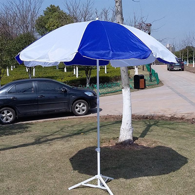 Sombrilla de pesca para acampar en la playa, al aire libre, de 2 metros de altura, sombrilla plegable de protección solar Anti UV, sombrilla de toldo impermeable