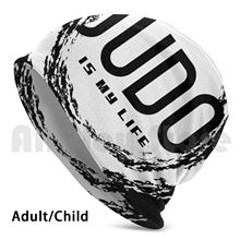 Judo Is My Life Design Beanies Pullover Cap Comfortable Judo Judo Is My Life Judo Judo Judo Judo Pro
