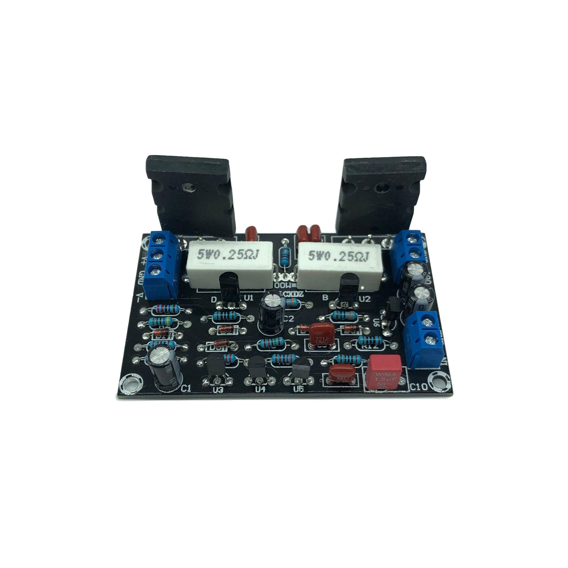 Amplificador de potência do rf 915 mhz 18 w amplificador de potência do rf com dissipador de calor para o rádio do presunto