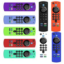Custodia protettiva per telecomando TV per Fire TV Stick 4K 2a generazione e 3a Controller compatibile con Alexa Voice Remote