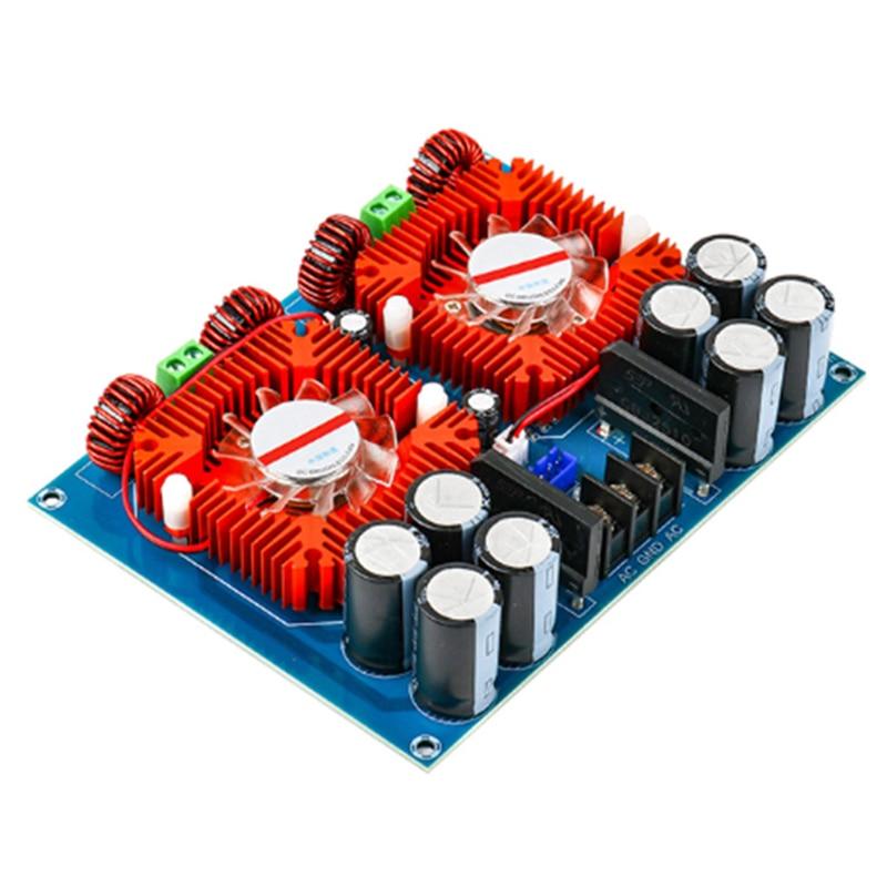 TDA8954TH مكبر كهربائي رقمي مجلس 420Wx2 عالية الطاقة المزدوجة قناة التيار المتناوب 24 فولت المتحمسين الصوت مكبر كهربائي المجلس