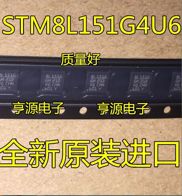 STM8L151 STM8L151G6U6 QFN28 8L151G 8