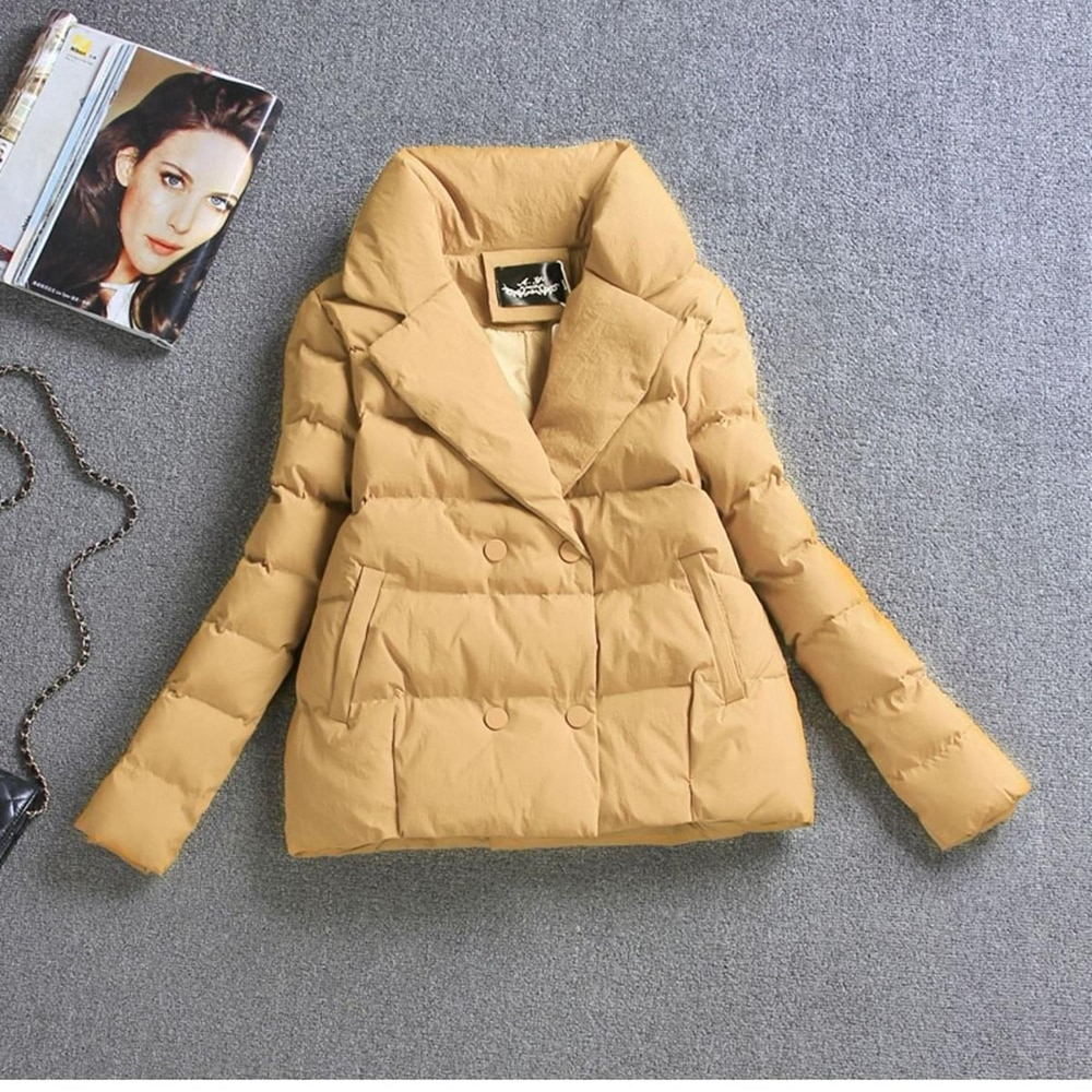 2020 New Women's Jacket Jacket Cotton Cloth Jacket Short Coat Leather Jacket Ultra-thin Cotton Jacket Women's Winter Jacket jacket rodier jacket
