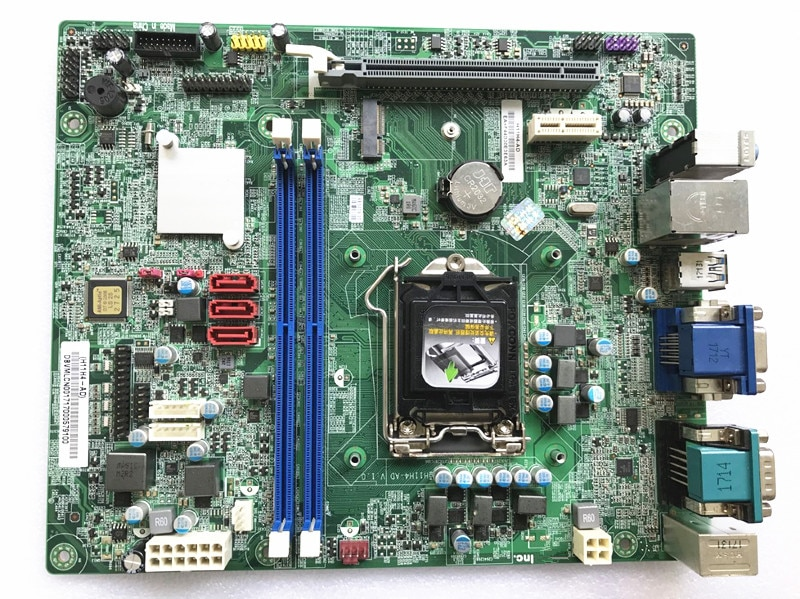 لكمبيوتر مكتبي عالي الجودة اللوحة H11H4-AD H110 DDR4 1151 6th cpu صالح ل acer x4650 X2640G