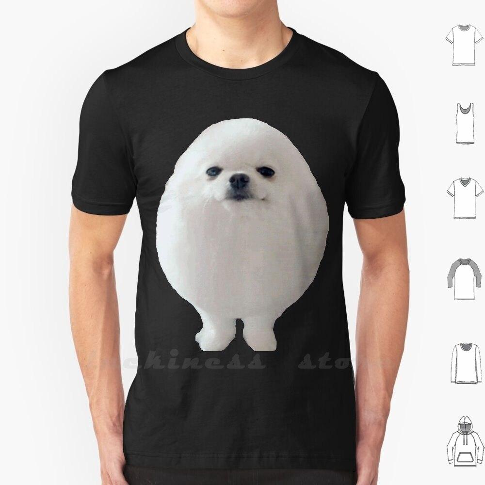 Eggdog футболка хлопок Eggdog Собака Яйцо Memes Dogegg смешные милые животные Домашние животные стрижка Facebook Instagram Doggo хороший мальчик