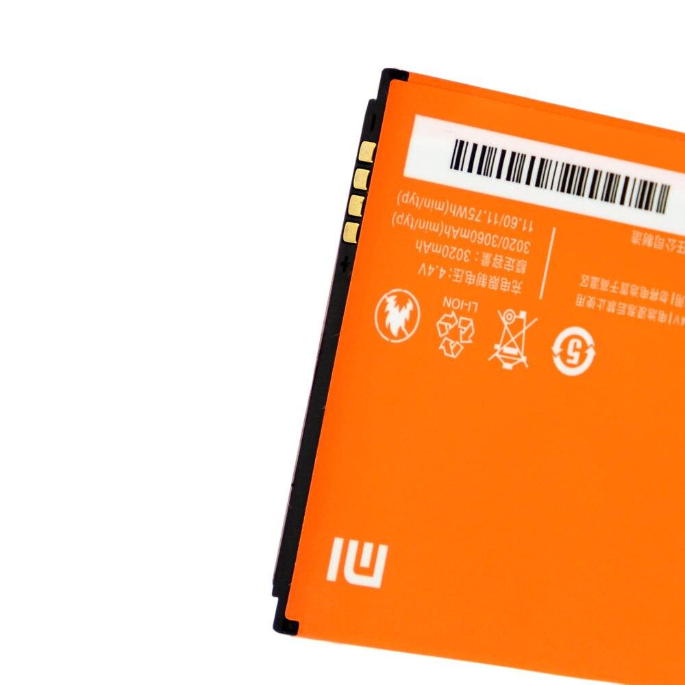 20pcs/lot Battery BM45 For Xiaomi Mi Redmi Note 2 Redrice note2 Original Replacement Phone Bateria 3060mAh enlarge