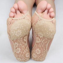 1 paio moda donna ragazze calzini estivi stile pizzo fiore calzino corto calzini invisibili 2020 nuovi 3 colori nero bianco Beige