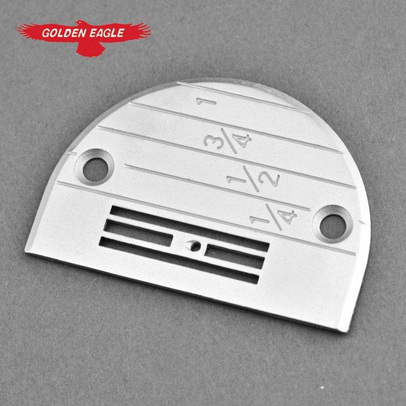 Piezas para máquina de coser Pegaso motor placa de garganta E16