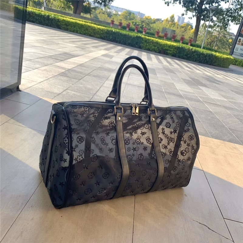 Men Travel Bags Luxury Famous Brand Designer Large Capacity Totes women's shoulder bags Hand Luggage suitcase Duffle