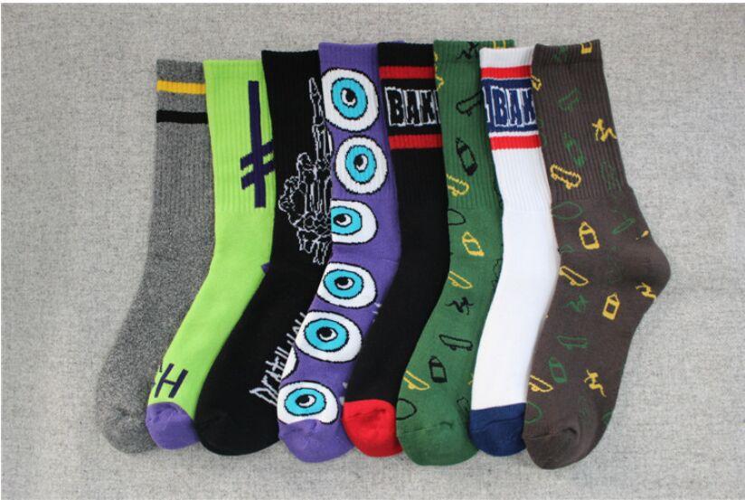 Японские носки осень-зима мужские теплые носки лыжные коньки снежные мужские и женские носки рождественские носки косплей Харадзюку ulzzang
