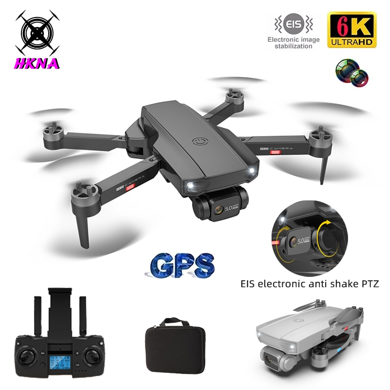S2 GPS 5G WIFI Drone 4K Professional RC Quadcopter 6K HD Camera with Brushless Motor Aerial Photogra