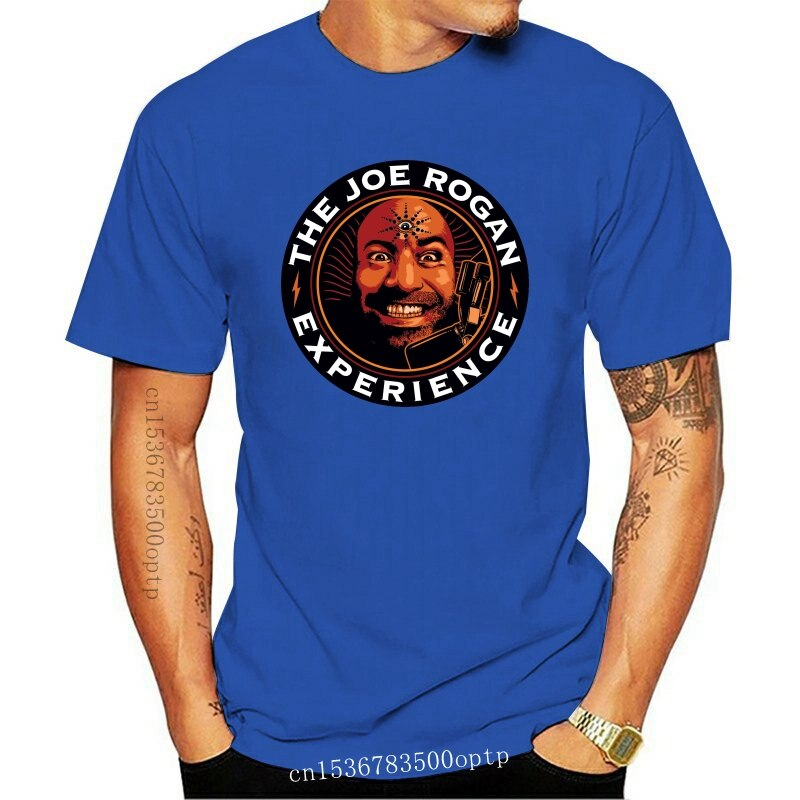 New 2021 2021 Mens Rogan Experience Podcast T-Shirt BJJ Comedian Top Tee Clothing Tee Shirts