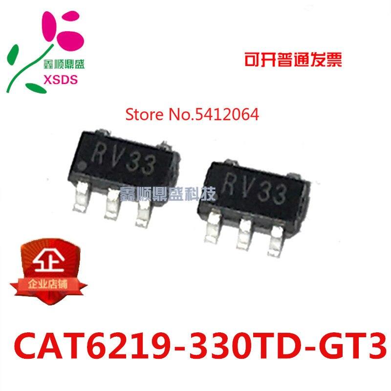 5 unids/lote CAT6219-330TD-GT3