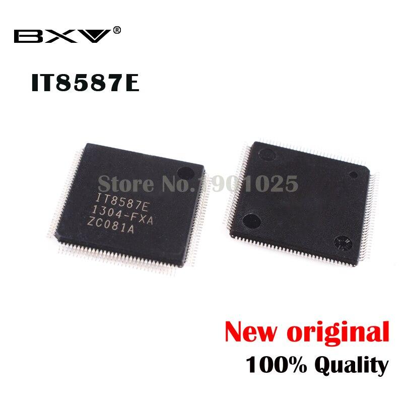 2 uds IT8587E FXS FXA QFP-128 8587E IT8587 nuevo original
