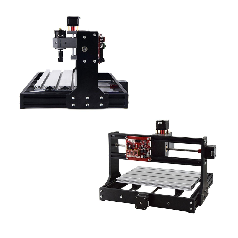 3018 Pro CNC Milling machine wood engraving GRBL control DIY mini CNC machine 3-axis PCB can add offline controller ER11 enlarge