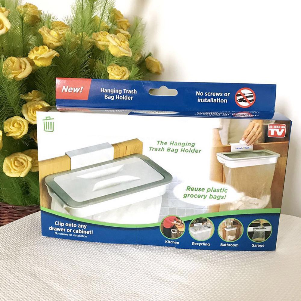 Prenosna plastična vreča za smeti, kuhinjska vrečka za - Organizacija doma - Fotografija 5