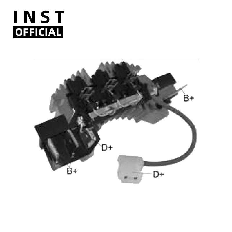 Генератор генераторы выпрямительный мост беспроводного доступа в Интернет для 16906614 RT-19H 231363 11201706 11201810 AAK1381 AAK4598 ALI0742LK PRP206